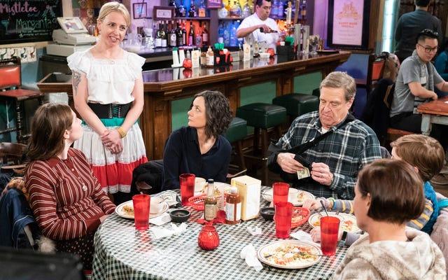 ABC, The Conners'ı ikinci sezona davet ediyor