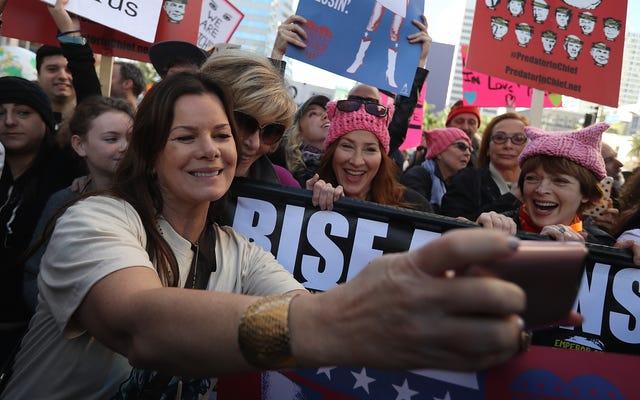Tôi muốn tin tưởng vào những người phụ nữ Marcher