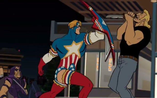 """Телевидение на этой неделе: выдающийся эпизод """"Секретных материалов"""" и три великих битвы супергероев!"""