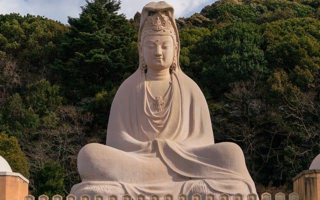 Suivez gratuitement un cours de bouddhisme à Harvard