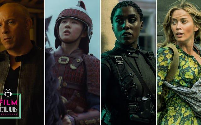 COVID-19は映画産業の未来をどのように形作るのでしょうか?