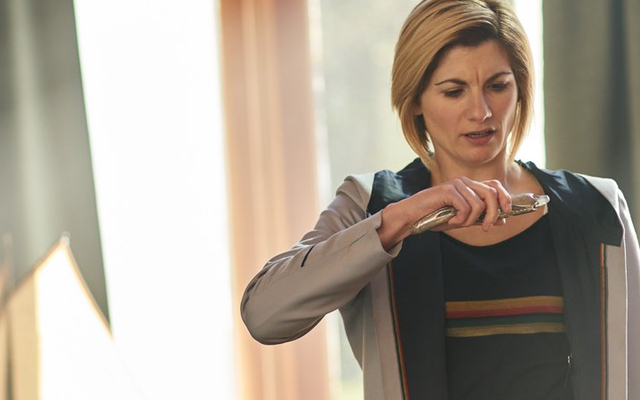 Hãy thử và trò chuyện qua tập phim siêu thực đó của Doctor Who