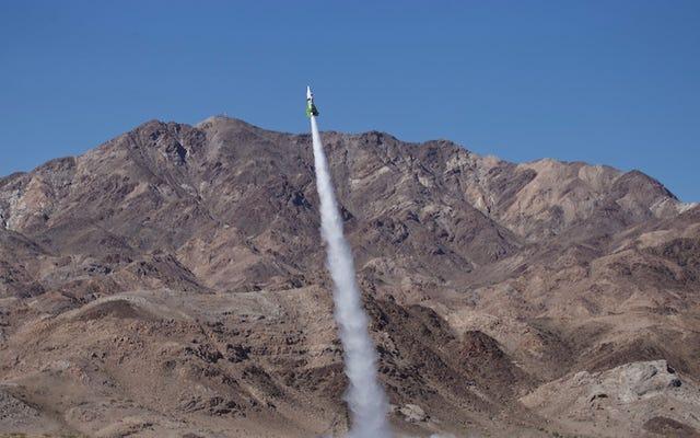 Mike Hughes, célèbre bricoleur de bricolage, décède en essayant de lancer une autre fusée maison