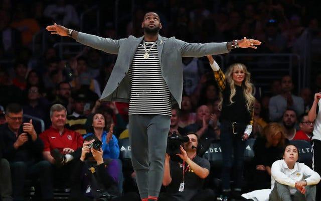 LeBron James es bloqueado por disparos en su intento de registrar la marca comercial 'Taco Tuesday'