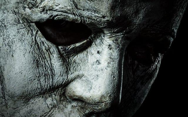 Мы видели трейлер к новому фильму о Хэллоуине, и он был по праву ужасающим