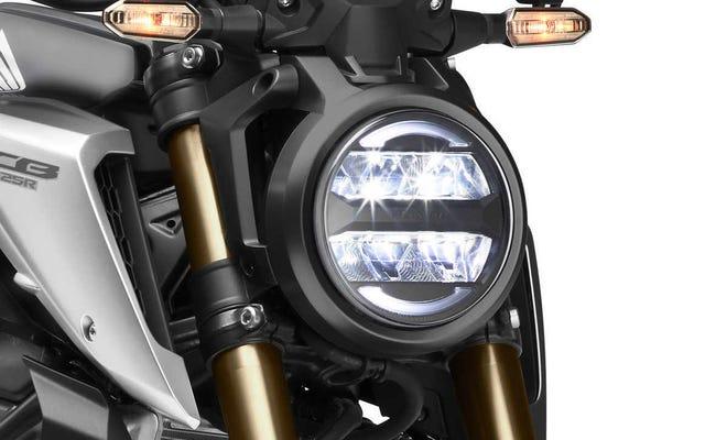 Soyez enthousiasmé par une Honda CB entièrement électrique