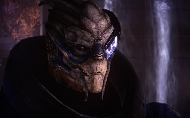Mass Effect Graphics Modは、Garrusのスケールをさらに詳細にします