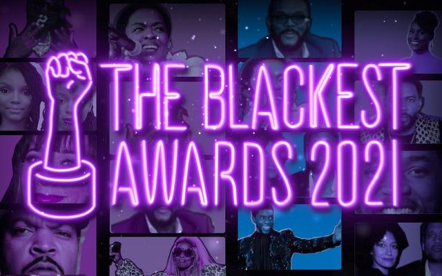 ウォッチ:第2回Blackest Awards Winners!