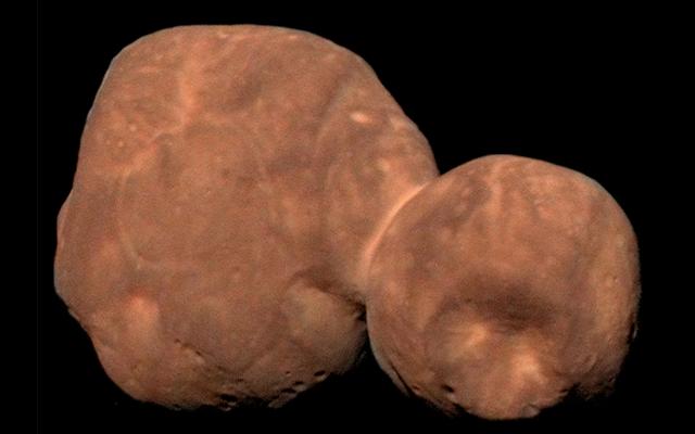 冥王星を超えた不思議な物体は、私たちの太陽系がどのように形成されたかを説明するのに役立つ可能性があります