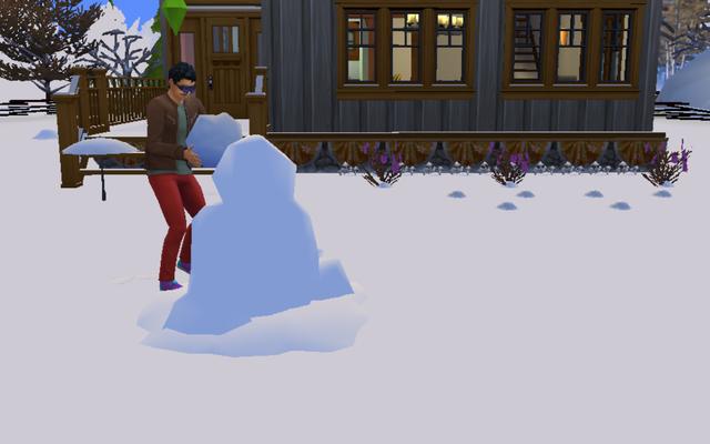 The Sims 4 Stagioni fa sentire i tuoi Sim più reali