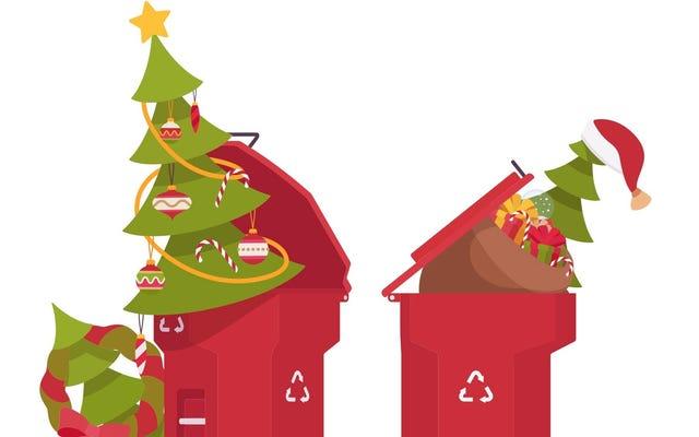 Cuándo derribar su árbol de Navidad