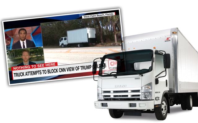 いすゞトラックが上陸したようだ「トランプゴルフ大統領のあいまいな見方」役割更新