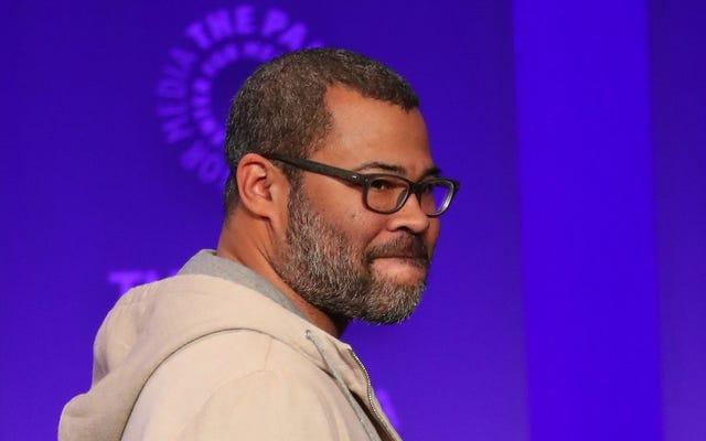Mereka: Film Palsu Namun Relevan Tentang Orang Kulit Putih yang Kencing di Jordan Peele karena Mengatakan Dia Tidak Akan Membuat Film yang Dibintangi oleh 'Orang Kulit Putih'