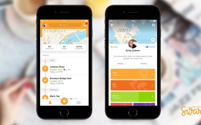 Swarmの新しいアップデートは友達がいなくてもうまく機能します