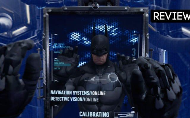バットマンアーカムVR:Kotakuレビュー
