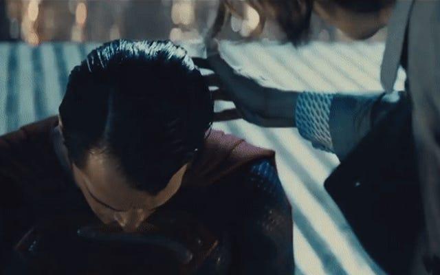 これが口ひげがバットマンvsスーパーマンをより良くすることができたという科学的証拠です