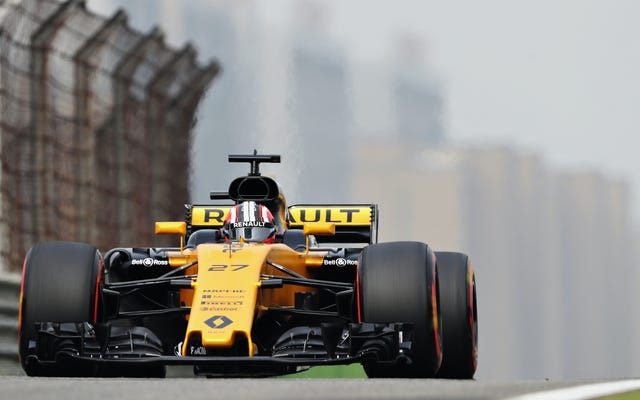 F1は、中国グランプリが起こるか、雨が降るか、輝くかを確認するために、より近い病院を見つけました