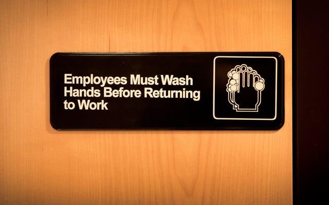 Trong thế giới MRSA và Siêu nấm, bạn cần bắt đầu rửa tay đúng cách