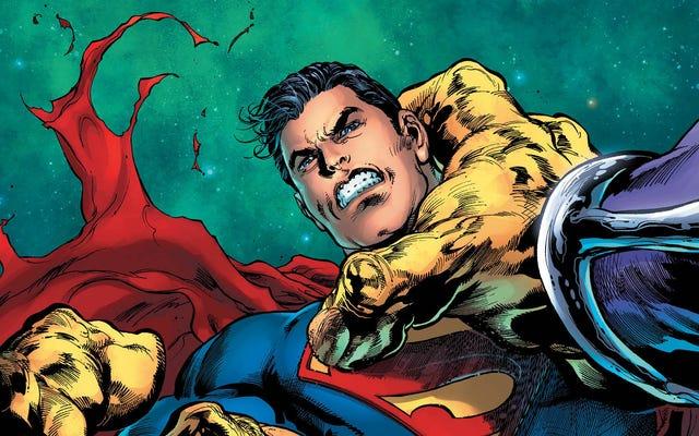 モングルはこのスーパーマン#20独占でユナイテッドプラネットを粉砕します