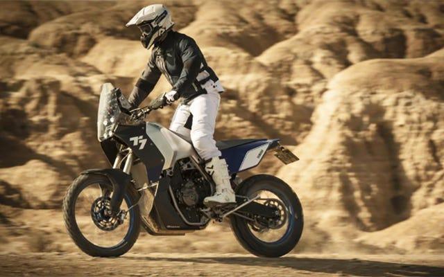Yamaha T7 wygląda jak przyszłość daleko i szybko