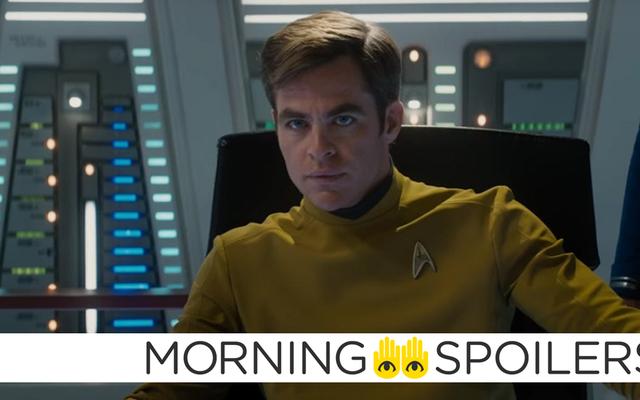 Chris Pine wciąż ma nadzieje na przyszłość w Star Trek