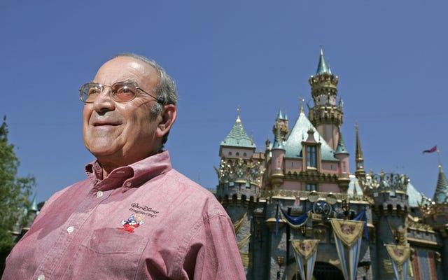 マーティ・スクラー、ディズニー・レジェンドと未来派、83歳で死去