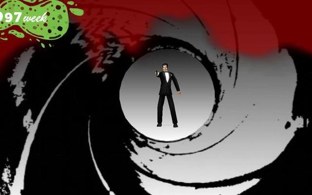 Đối với một số người trong chúng ta, trò chơi không bao giờ hay hơn GoldenEye 007