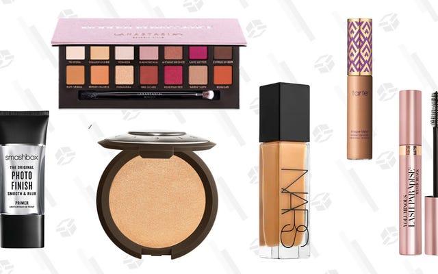 Le guide-cadeau de maquillage d'inventaire pour le gourou de la beauté ou le novice dans votre vie