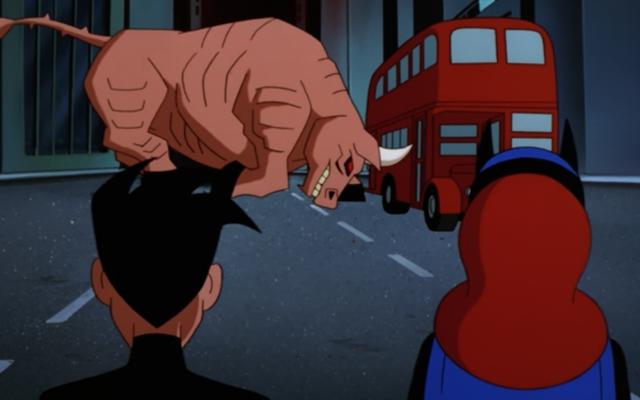 Mükemmel Batman Çizgi Filmi Bile Arada Bir Saçmalıktı