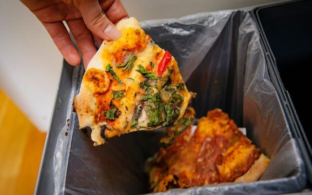การทิ้งอาหารไม่ได้หมายความว่าคุณเป็นคนชั่ว (อาจ)