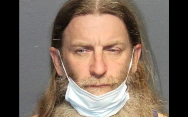 米国議会議事堂で暴動に関連して逮捕された「キャンプアウシュビッツ」シャツのバージニア人