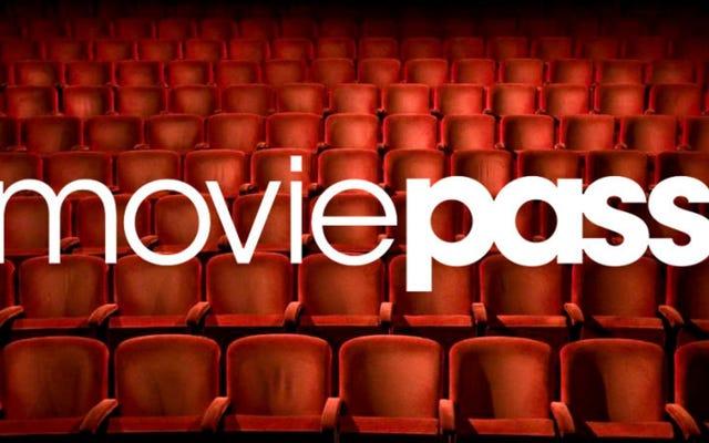 MoviePass ... ustedes, chicos, ¿están bien?