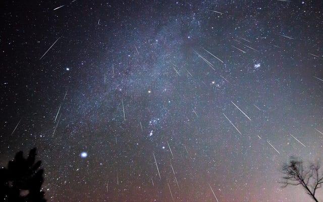 今夜のおうし座流星群の見方