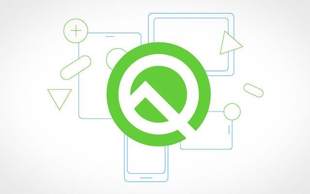 Đã đến lúc dùng thử Android Q Beta 5