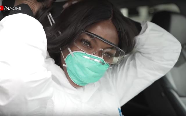 No Filter With Naomi: Memanfaatkan Momennya, Channel YouTube Naomi Campbell Meluncurkan Serial Harian