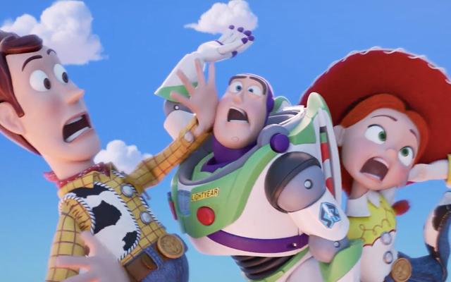 Pierwszy zwiastun Toy Story 4 to wspaniały bałagan