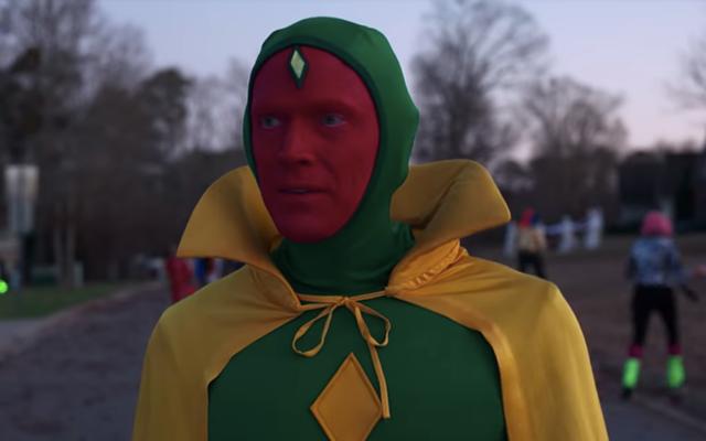 Disney lanza un tráiler de mitad de temporada para la alucinante mitad trasera de WandaVision