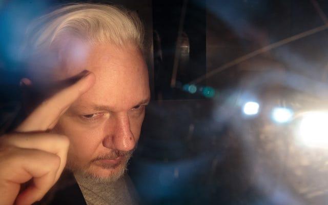 Plus de 100 médecins appellent l'Australie à sauver Julian Assange de la prison britannique