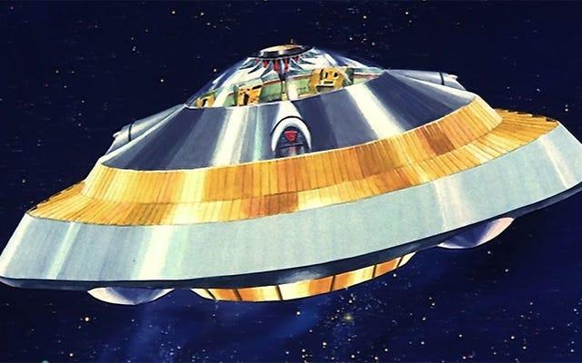 Dragon Ball stüdyosundan, gerçek hayattaki UFO karşılaşmalarını anlatan 1975 Japon animesini izleyin