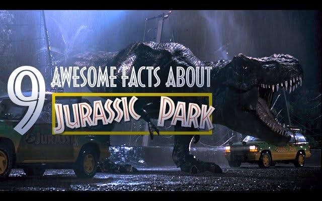 स्पीलबर्ग एक रास्ता ढूंढता है: जुरासिक पार्क बनाने के बारे में 9 अनोखे तथ्य