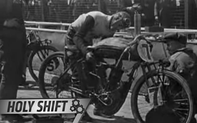 Jak ta wczesna forma wyścigów motocyklowych umarła szybką śmiercią?