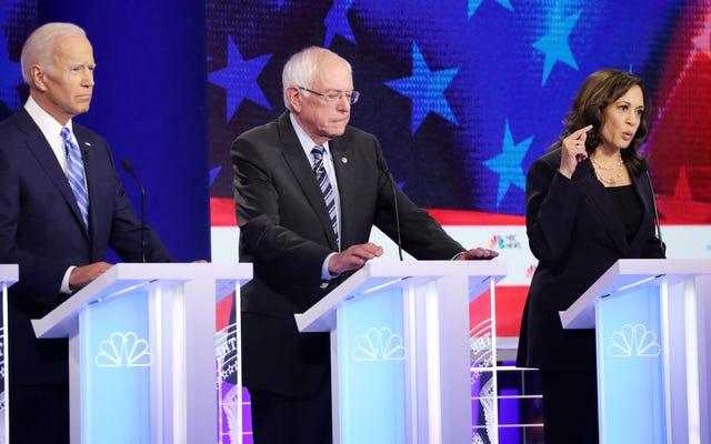 Jak oglądać dzisiejszą demokratyczną debatę prezydencką