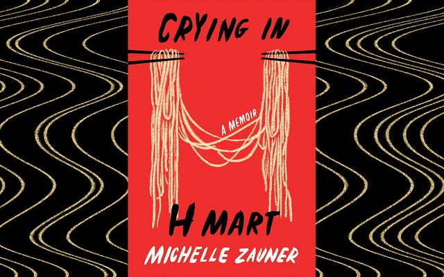Для Мишель Заунер из японского завтрака еда в Crying In H Mart - это одновременно комфорт и связь.