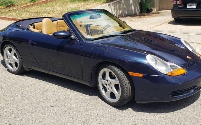 ด้วยราคา $ 16,995 Porsche 911 รุ่นปี 1999 นี้สามารถพิสูจน์ได้ว่าเป็นการเดิมพันที่ปลอดภัยหรือไม่?