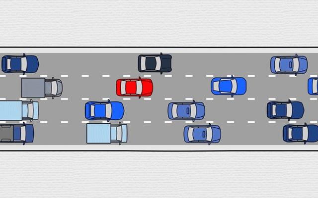 自動運転車が交通を排除する方法の簡単な説明は次のとおりです