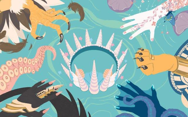 Кронштейн русалки, финальный раунд: кто получит корону?