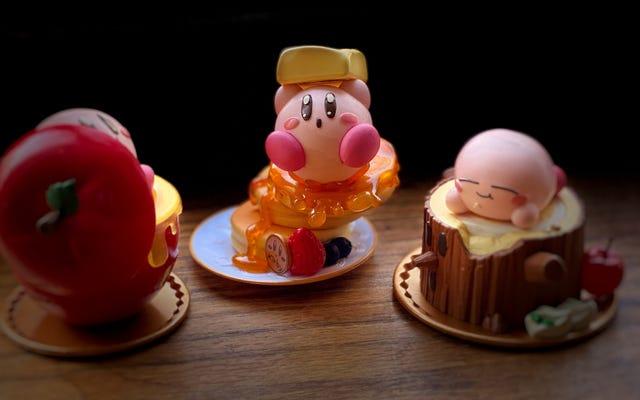 Kotak Kirby Banpresto Ini Menghiasi Otak Saya Dengan Kemampuan Menyalin yang Disebut 'Joy'