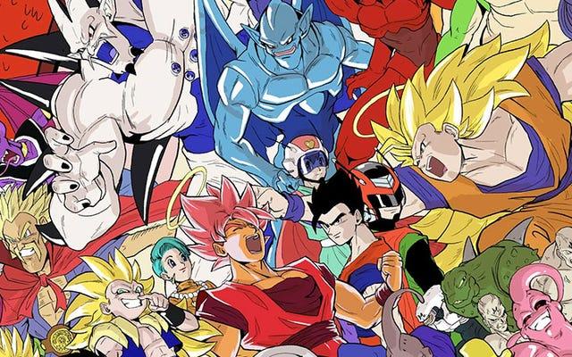 Her Dragon Ball Karakteri Birlikte