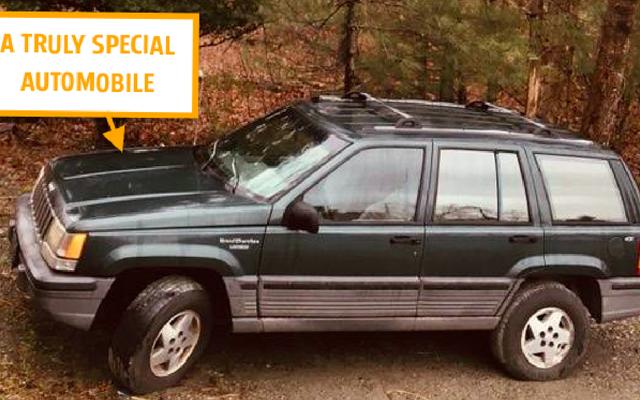 Một chiếc Jeep Grand Cherokee 'Chén Thánh' tuyệt đẹp được rao bán với giá 2.650 USD và tôi đang cố gắng cưỡng lại việc mua nó
