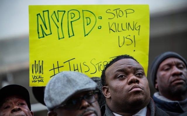 Un ancien officier responsable de la mort d'Eric Garner intente une action en justice pour récupérer son emploi